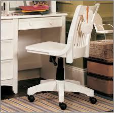 White Wood Desk White Wood Swivel Desk Chair Fascinating Wood Swivel Desk Chair