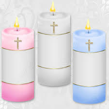 baptismal candle candle clipart baptism candle pencil and in color candle clipart