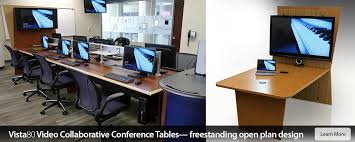 Custom Boardroom Tables Conference Room Tables And Computer Conference Tables Smartdesks