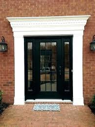 Replace Exterior Door Frame Repair Front Door Frame Repair Exterior Door Jamb Hfer