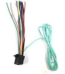 amazon com audiobaxics pioneer 16 pin radio wire harness automotive