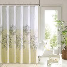 shower shower curtain matching window valance showerbiji shower