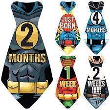 baby shower gifts original stick nsnap tm 17 baby monthly necktie onesie