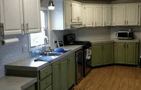 how to paint particle board cabinets how to repair and paint mobile home cabinets the right way