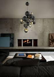 Wohnzimmerlampe Grau Wohnzimmerlampen Ideen 25 Stilvolle Designer Modelle