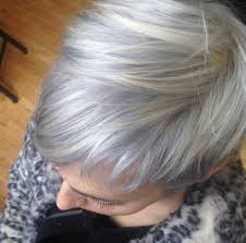 silver hair with lowlights professional silver hair color in 2016 amazing photo