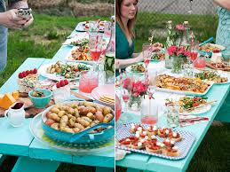 Summer Lunches Entertaining - easy summer recipes for entertaining food fox recipes