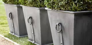 faux zinc planter boxes for a dollar she jeanie or so she