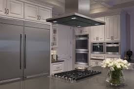 Kitchen Island Extractor Hood Range Hood Vent Duct Home Appliances Decoration