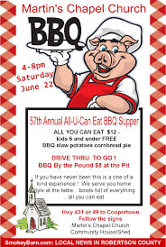 9 best images of bbq flyer printables free printable bbq flyer