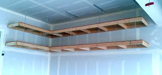 garage overhead mightyshelves alternative hardware methods garage overhead mightyshelves alternative hardware methods contractor kurt