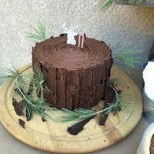 D Christmas Tree Cake - best 25 tree stump cake ideas on pinterest wood cake