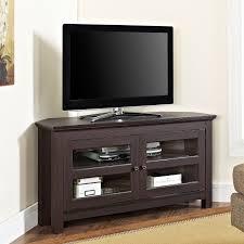 black corner tv cabinet with glass doors uncategorized corner tv cabinet with doors in inspiring corner tv