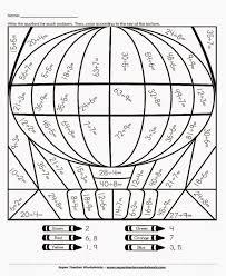 division coloring worksheets worksheets