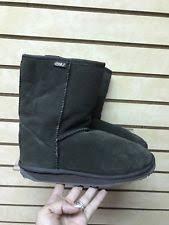 emu boots size 9 womens e mu leather mid calf s boots ebay