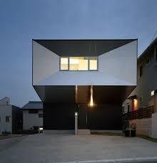 Modern Japanese Home Ideas at Hansha Reflection House Home Design