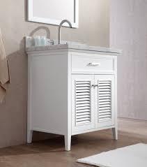 Bathroom Single Sink Vanities by Ariel Kensington 31