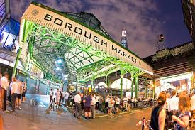 borough market attack brilliant borough london u0027s culinary heart is keeping calm and
