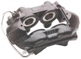 1966 mustang disc brakes 1965 1966 1967 mustang rh 4 piston front disc brake caliper 7 16
