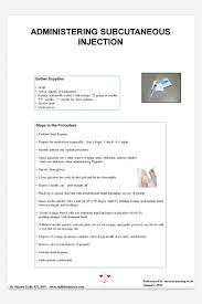 108 best nursing injections images on pinterest nursing