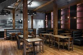 The Dining Room At Kendall College The Smoke Shop Is Taking Over The Tavern Road Space
