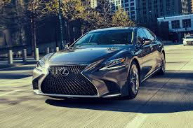 lexus dark blue new lexus ls 500 2017 review auto express