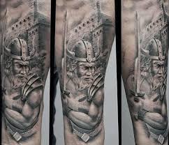 roman warrior tattoo tattoo collections