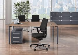 Schreibtisch Schwenkbare Tischplatte Bisley Boss Bundle Sparset Schreibtisch Rollcontainer
