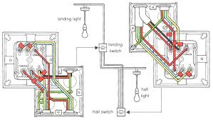how to wire two switches one light 3 way switch wiring diagram