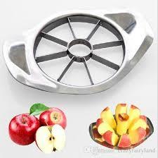 cutter de cuisine 2018 stainless steel apple corer slicer cutter peeler poire fruit