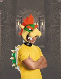 Bowser Halloween Costumes Supervillain Costumes Halloween Halloweencostumes