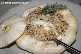 cuisiner du patisson les petites douceurs de cricri recette pâtisson farci