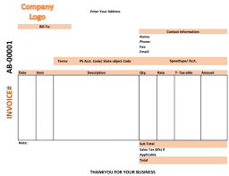 4 medical invoice template free download short paid bill sales pr