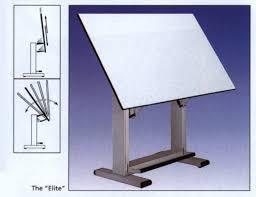 Draft Table Drafting Supplies Equipment