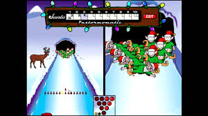 lp christmas special elf bowling youtube