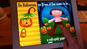 halloween children s books on halloween interactive children u0027s book for ipad u0026 iphone youtube