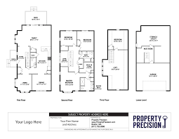 Floor Plans For Large Families by Floor Plans Property Precision