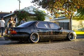 slammed lexus ls430 he said u201cbags are for groceries u201d u2013 royal origin