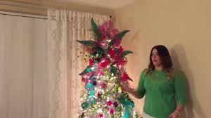how to make a fabulous christmas tree topper youtube