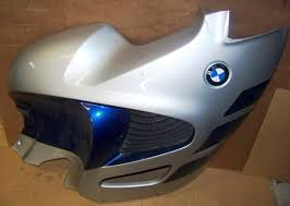 gt right side fairing panel titan silver pacific blue