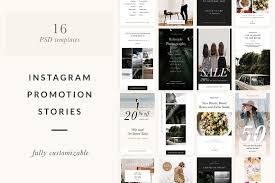 instagram layout vector illustrator animated stories templates instagram templates creative market