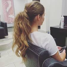 ponytail haircut where to position ponytail 57 best stylish ponytail easy hairstyles images on pinterest