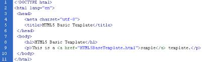 html5 creating a base template techrepublic