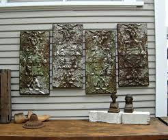 wall ideas rustic wall decor for sale rustic metal wall art