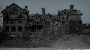 halloween haunted house background images 1920x1080 creepy house hd desktop wallpaper widescreen high definition