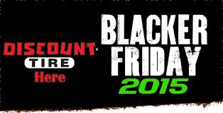 black friday tire deals 2015 sales