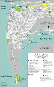 Map San Diego Point Loma San Diego Wikipedia