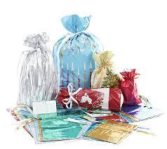 kringle express 58 e z drawstring gift bag set