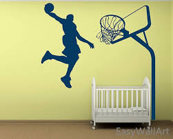 Sports Decals For Kids Rooms by Best 25 Sports Wall Decals Ideas Only On Pinterest Wall Letter