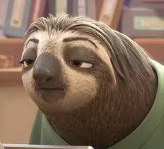 Sloth Whisper Meme - create meme seven hundred seventy seven sloth whisper